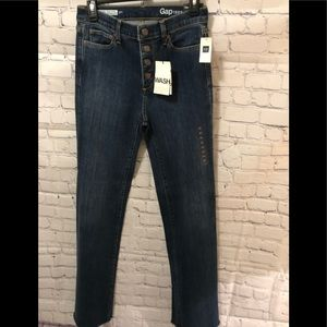 GAP 1969 Authentic Flare High Waisted Jeans